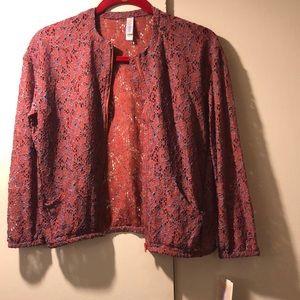 LuLaRoe Children's Monroe Lace Jacket